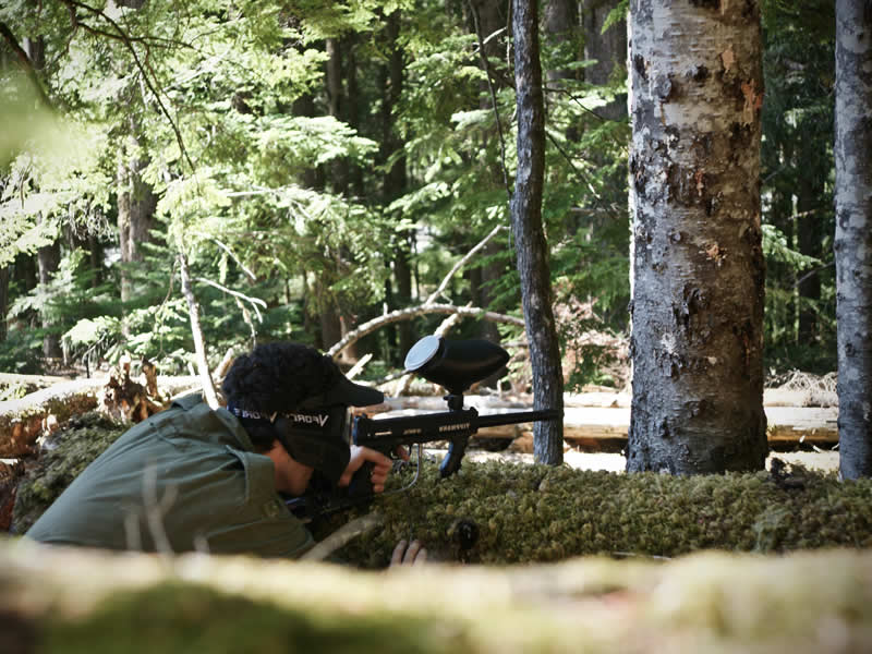 Avalanche Paintball Whistler